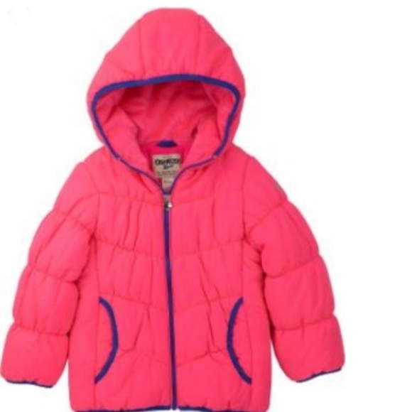 OshKosh B'gosh Other - OshKosh B'gosh Solid Puffer Jacket